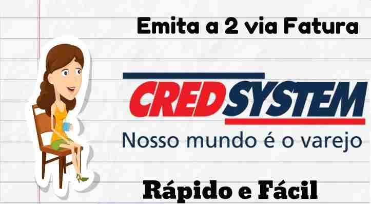 Credsystem Fatura
