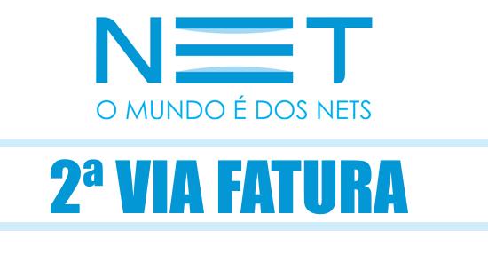 NET 2ª Via Fatura