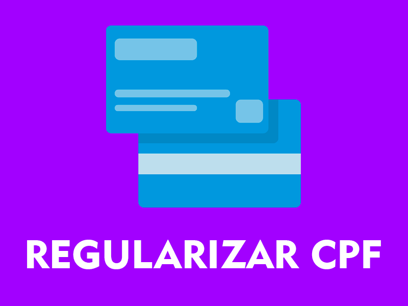 Regularizar CPF