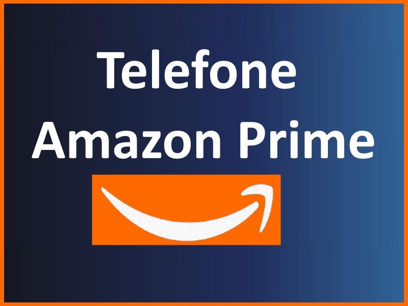 Telefone Amazon Prime